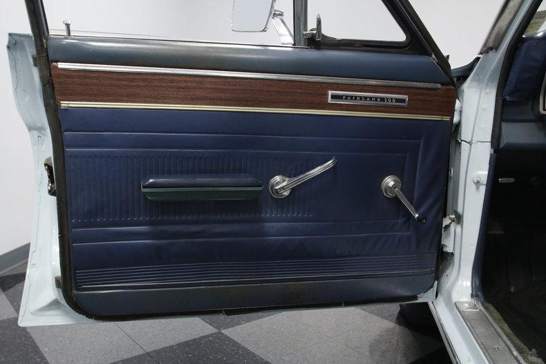 1966 Ford Fairlane 500 #36