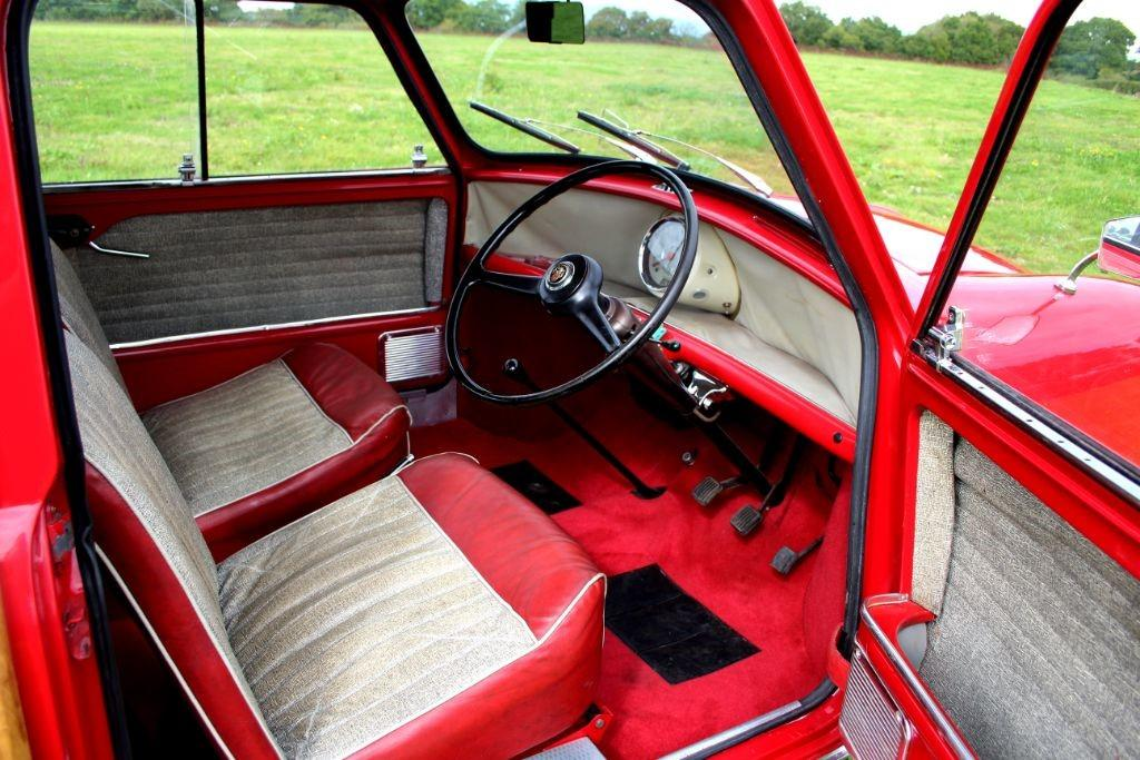 Austin Mini Countryman De-Luxe #8