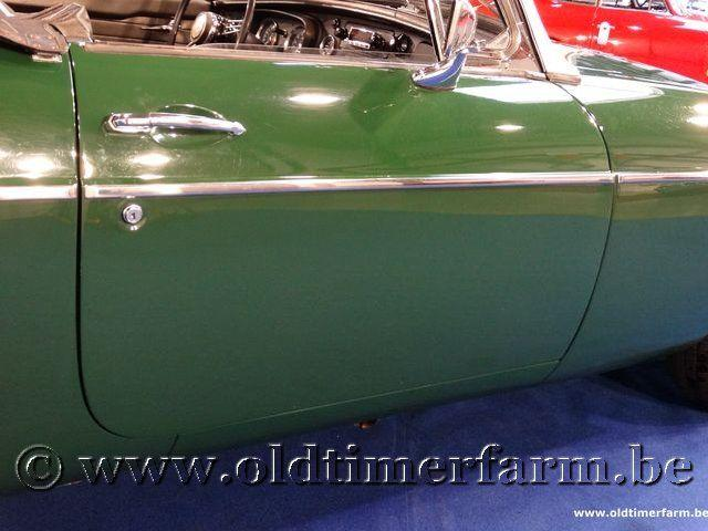 MG B Roadster Green '66 #33