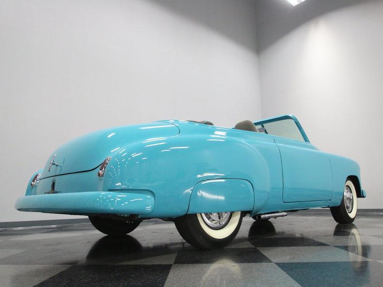 1949 Chevrolet Sedan Roadster #20
