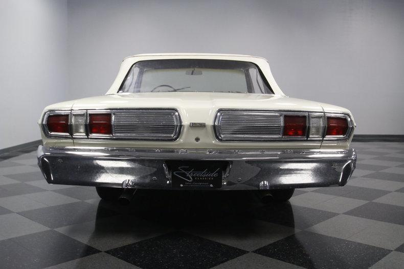 1966 Plymouth Sport Fury Convertible #15