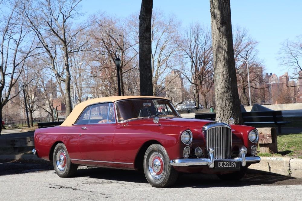 1962 Bentley S2 Continental Park Ward #4