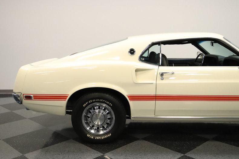 1969 Ford Mustang Mach 1 Cobra Jet #22