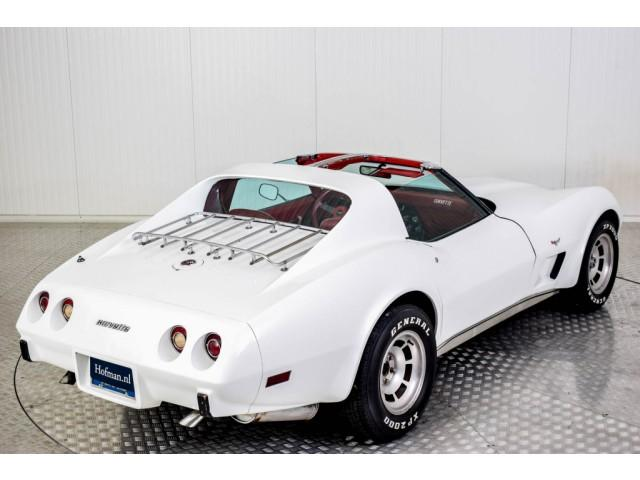 Chevrolet Corvette C3 T-Top Targa #48