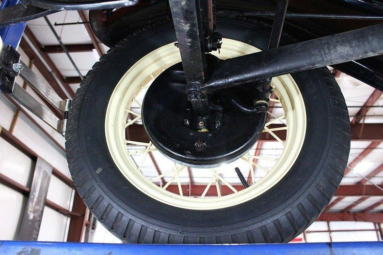 1931 Ford Model A Huckster #59