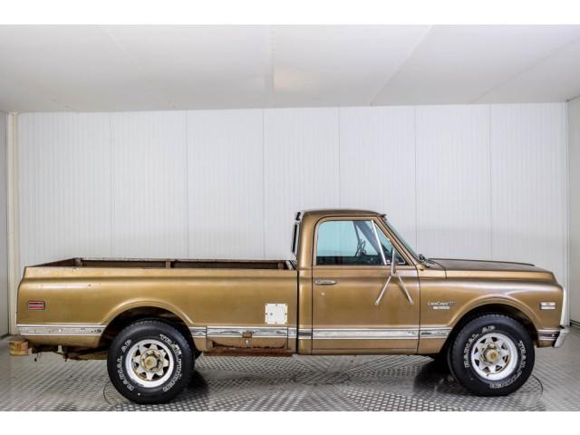 Chevrolet Pickup Custom Camper V8 #9