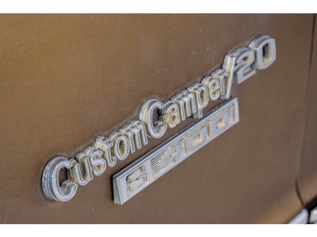 Chevrolet Pickup Custom Camper V8 #55