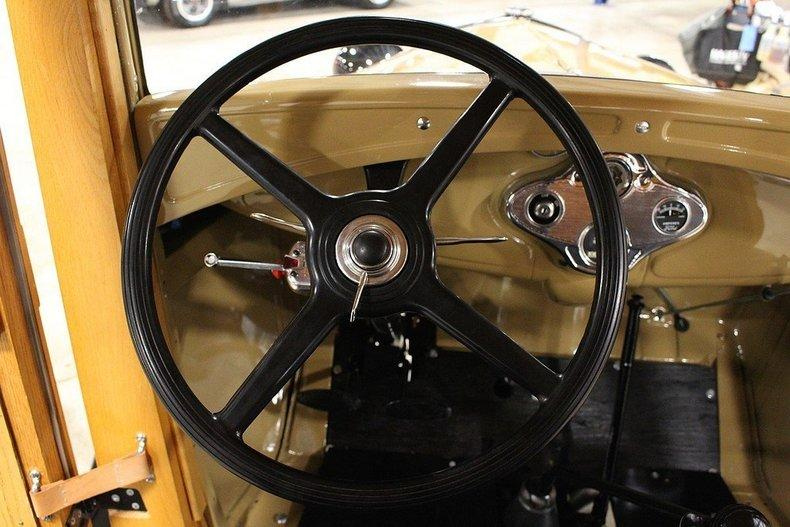 1931 Ford AA Huckster #33