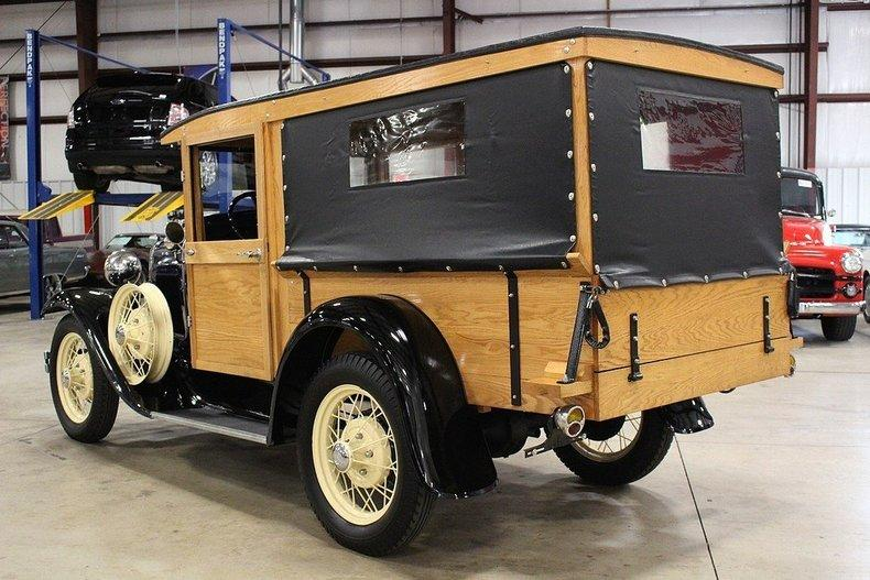 1931 Ford Model A Huckster #2