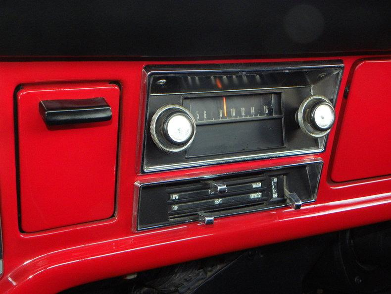 1969 Ford F100 Deluxe Styleside Pickup #33