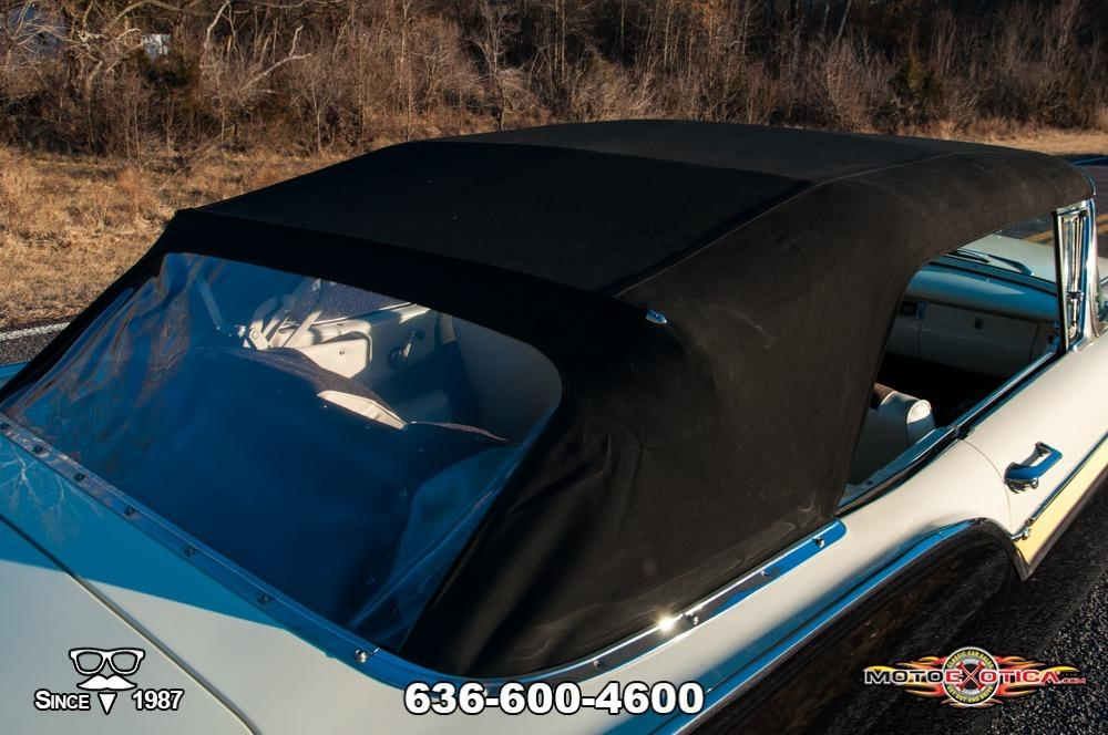 1957 Ford Fairlane 500 Sunliner Restomod #63