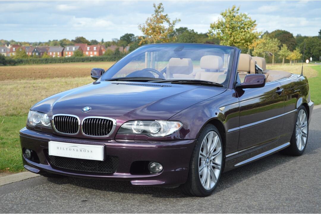 BMW E46 330ci Cabriolet #0