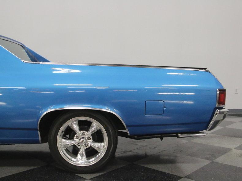 1970 Chevrolet El Camino #13