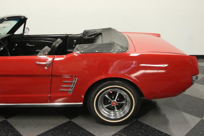 1966 Ford Mustang Convertible #14