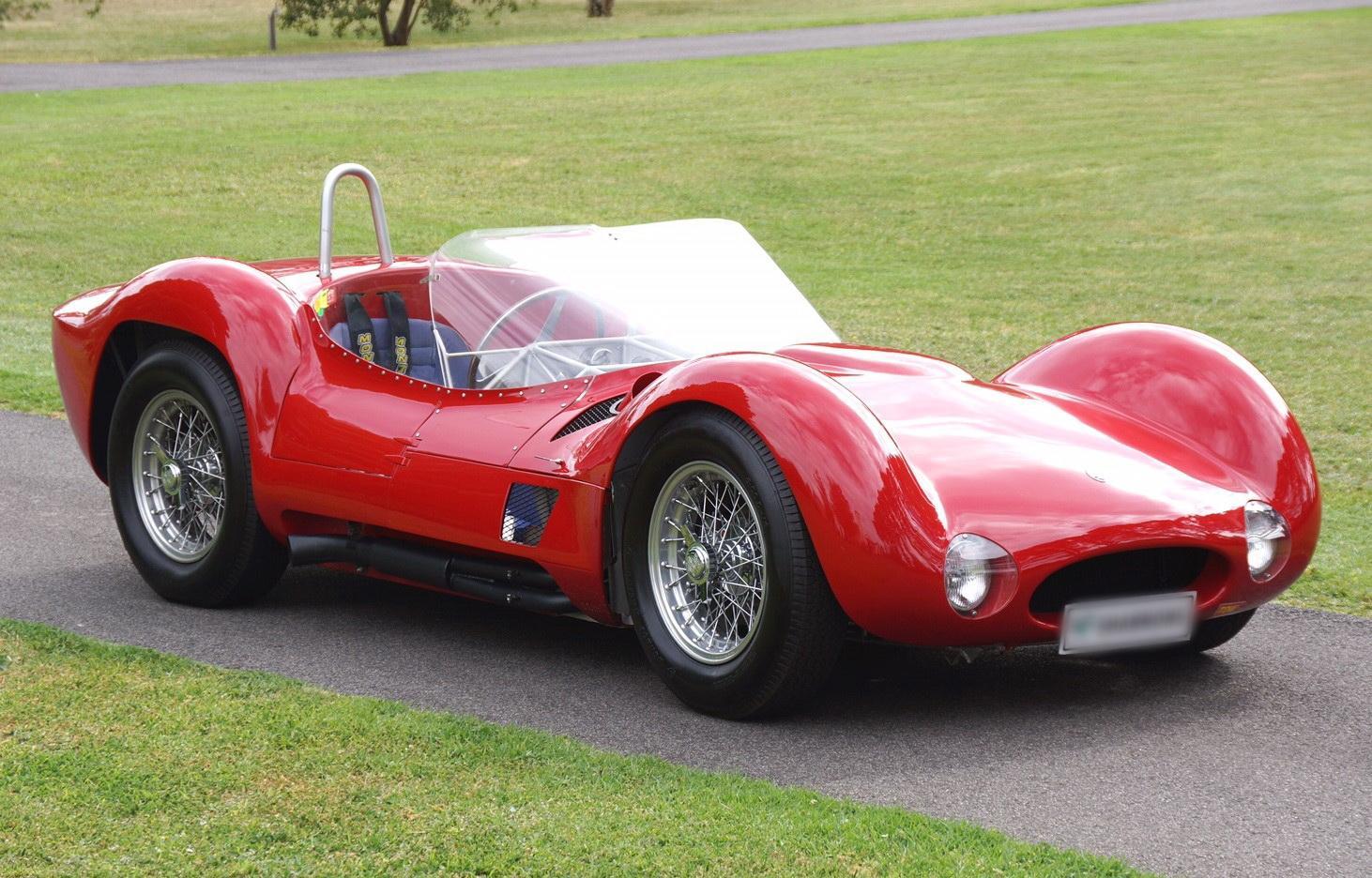 Maserati Tipo 61 Birdcage #5