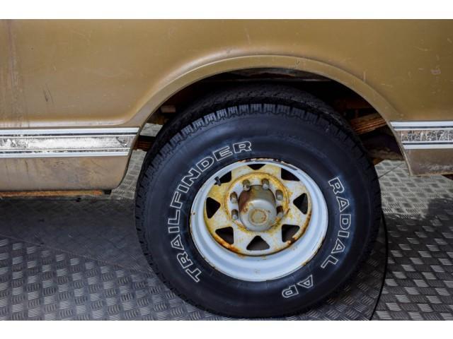Chevrolet Pickup Custom Camper V8 #60