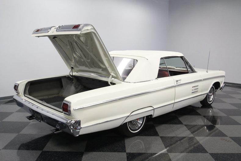 1966 Plymouth Sport Fury Convertible #31