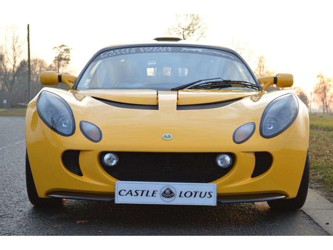 Lotus Exige S2 #1