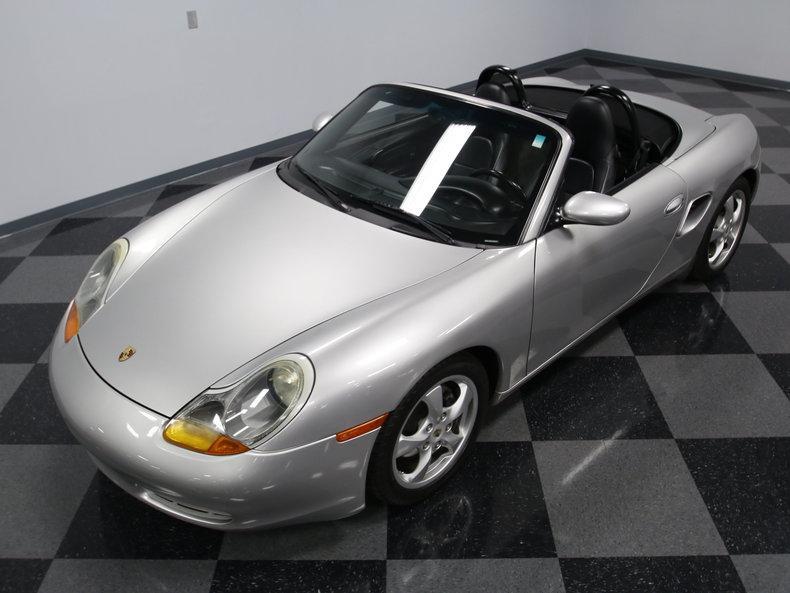 2002 Porsche Boxster #8