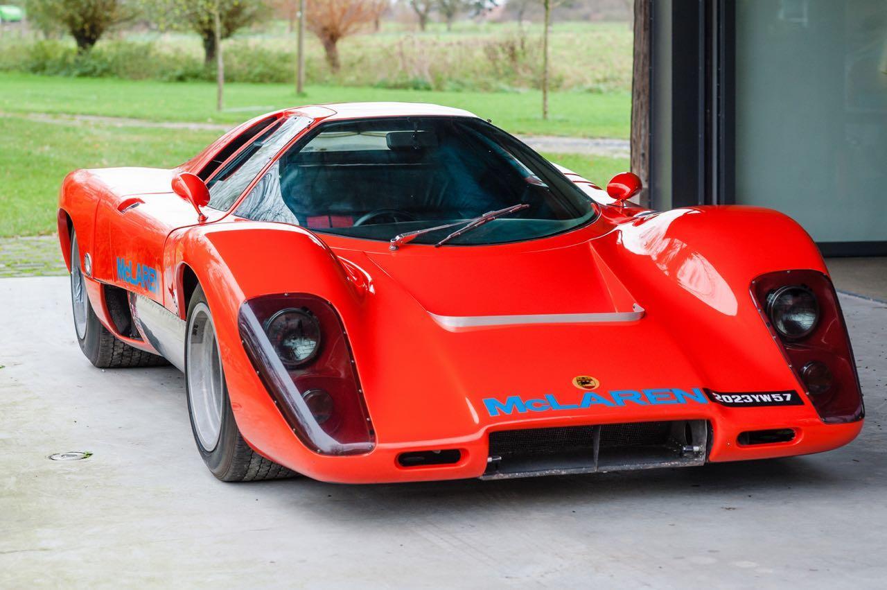 McLaren M12 1969 for sale | Autoclassics.com