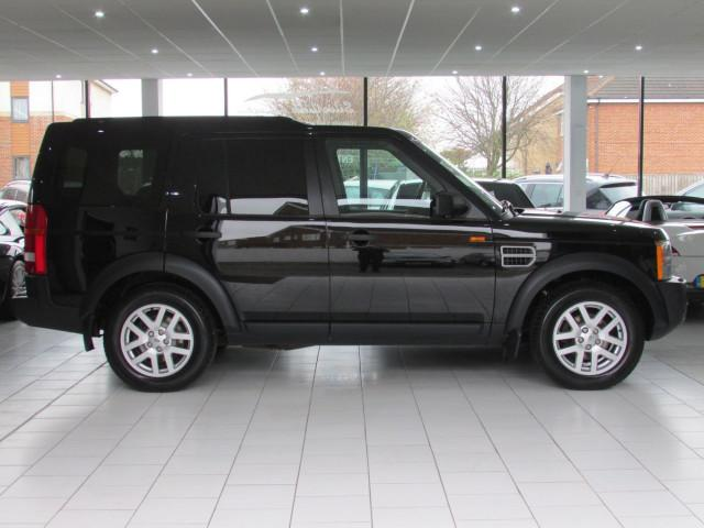 2008 08 LAND ROVER DISCOVERY 2.7 3 COMMERCIAL XS 1d AUTO 188 BHP #2