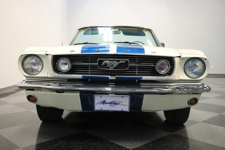 1965 Ford Mustang GT Tribute #4