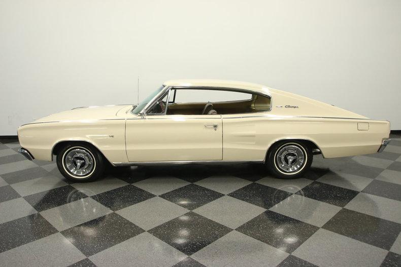 1966 Dodge Charger #1