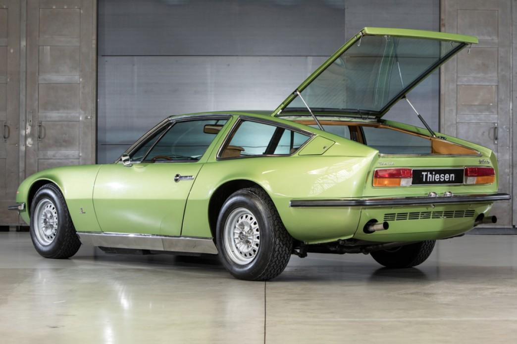 1970 Maserati Indy 4200 Coupe #5