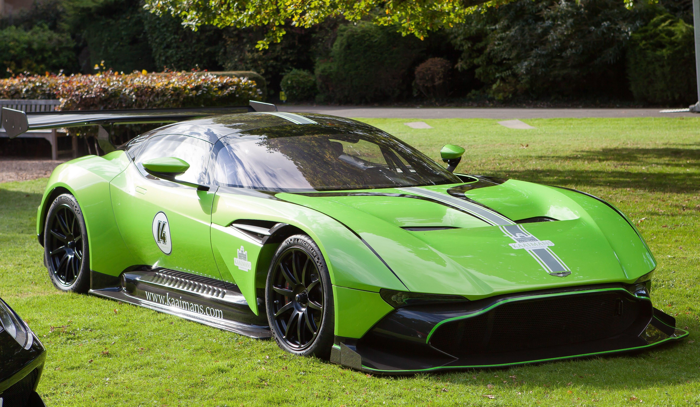 Aston Martin Vulcan (Vat Qualifying) #1