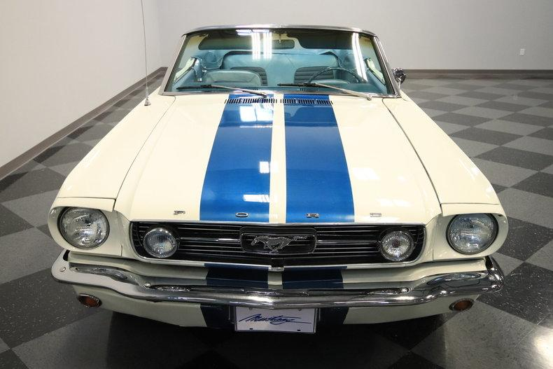 1965 Ford Mustang GT Tribute #5