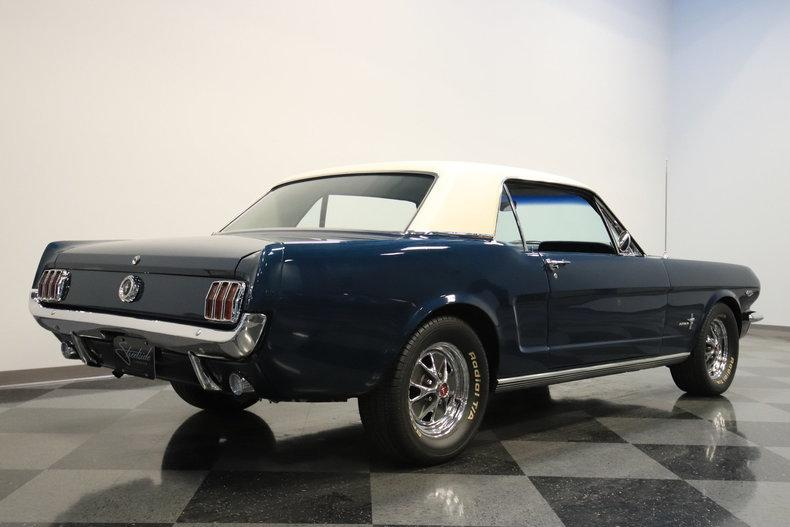 1965 Ford Mustang K-Code #17