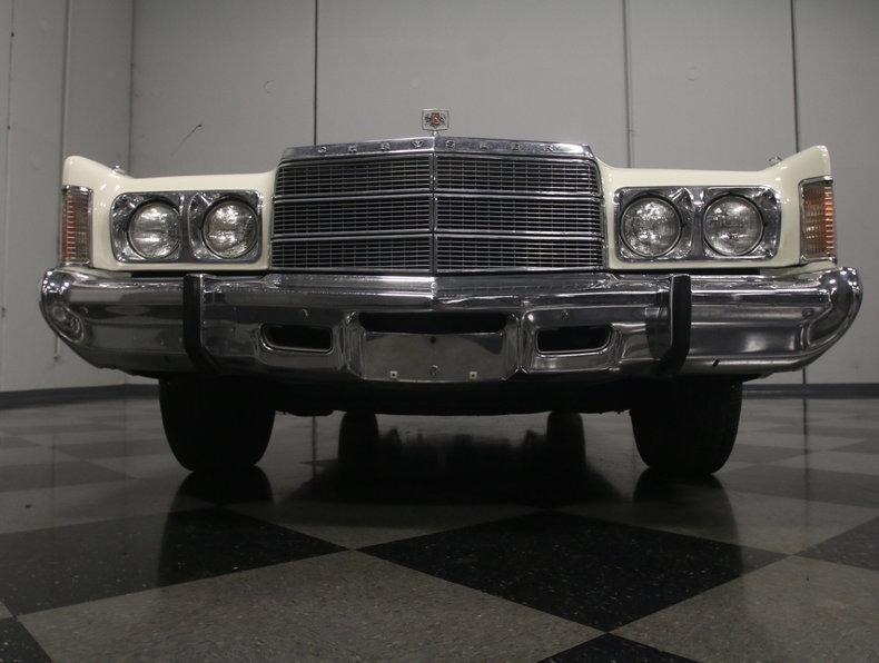 1975 Chrysler New Yorker Brougham #61