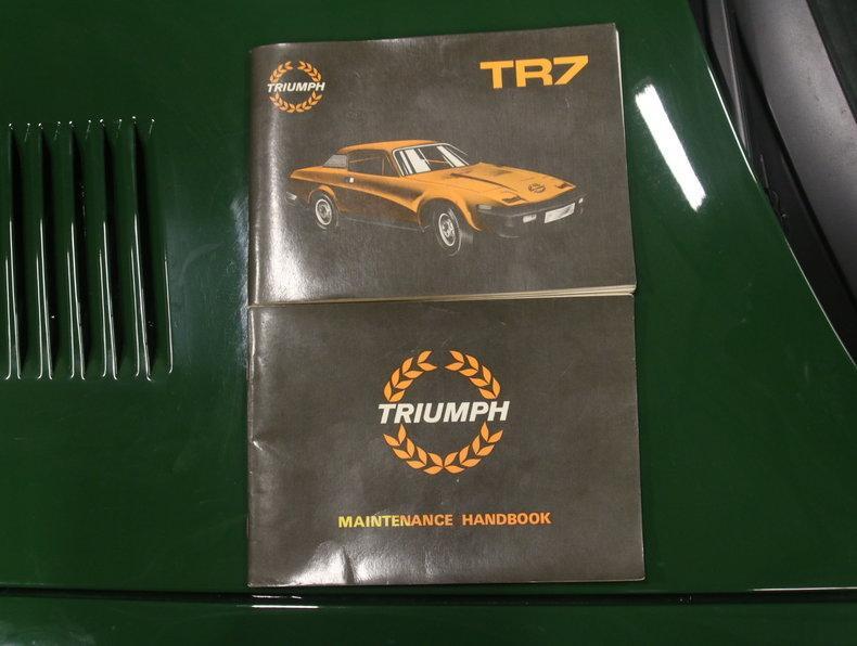 1980 Triumph TR7 #66
