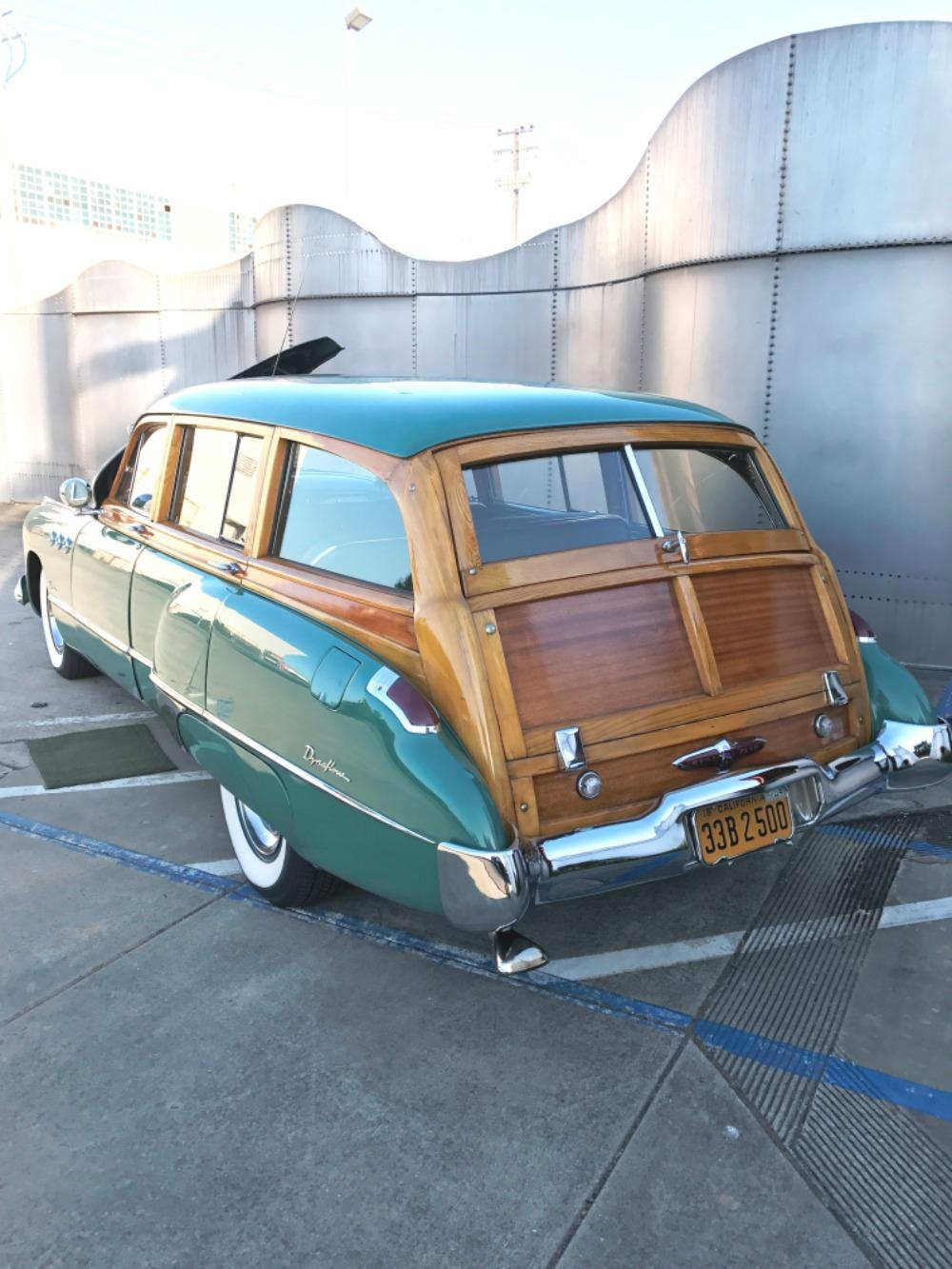 1949 Buick Series 50 -RARE WOODY WAGON- ONLY 653 BUILT-Super Estate Wagon Stock # 849CAMK for sale near Mundelein, IL | IL Buick Dealer #56
