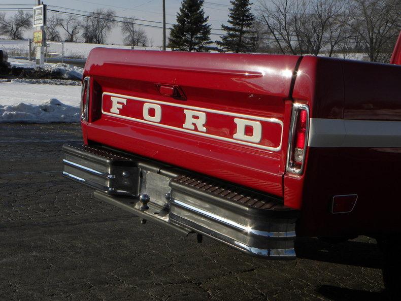 1969 Ford F100 Deluxe Styleside Pickup #15