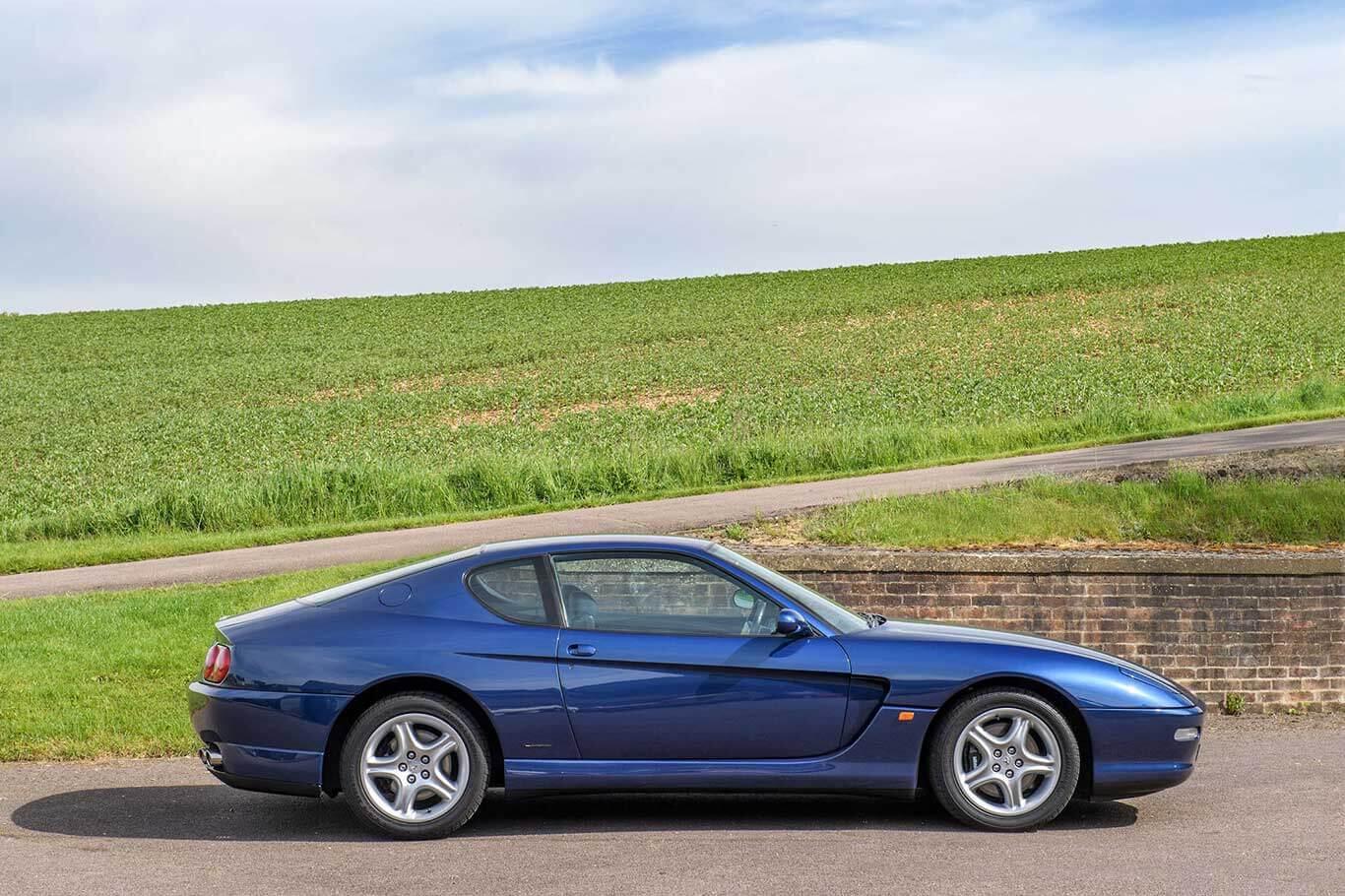 2003 Ferrari 456M GTA RHD #2