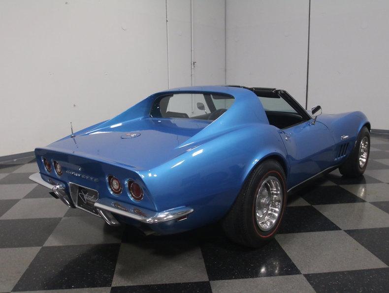 1969 Chevrolet Corvette #30