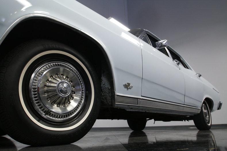 1966 Ford Fairlane 500 #8