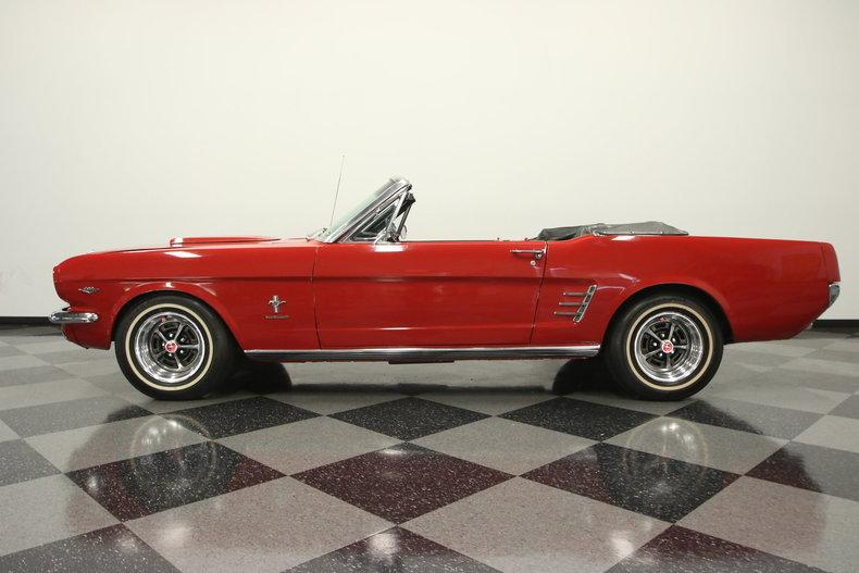 1966 Ford Mustang Convertible #11