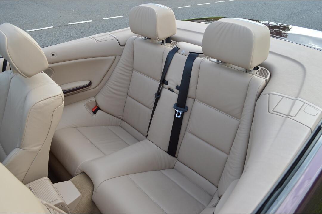 BMW E46 330ci Cabriolet #12