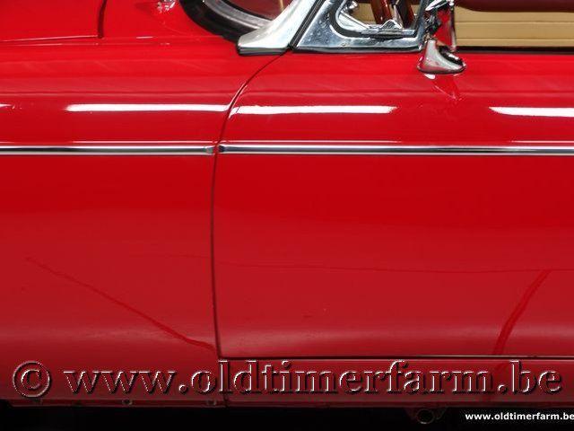 MG B Roadster Red '67 #118