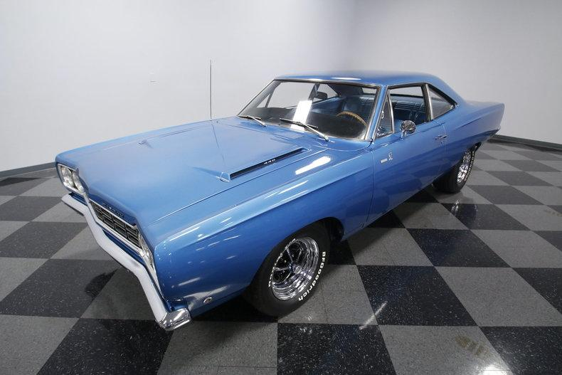 1968 Plymouth Road Runner #6