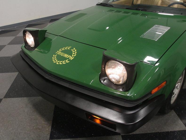 1980 Triumph TR7 #13