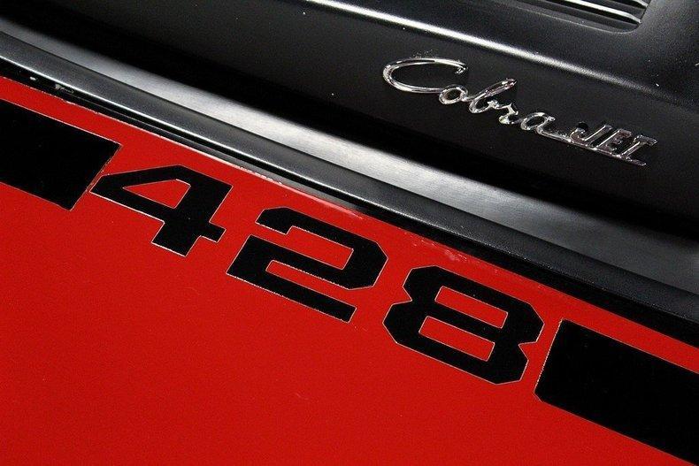 1970 Ford Mach 1 428 COBRA JET #32