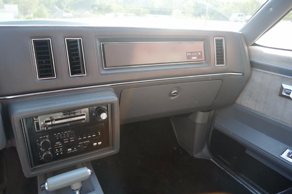 1987 Buick Grand National -ONE OWNER WITH 44k MILES -T-TOPS- SEE VIDEO Stock # 3887JC for sale near Mundelein, IL | IL Buick Dealer #18