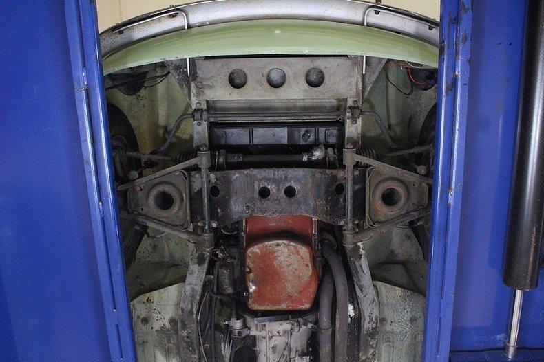 1970 MG MGB GT #61