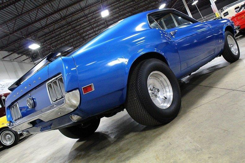 1970 Ford Mustang Fastback #83