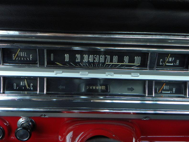 1969 Ford F100 Deluxe Styleside Pickup #32