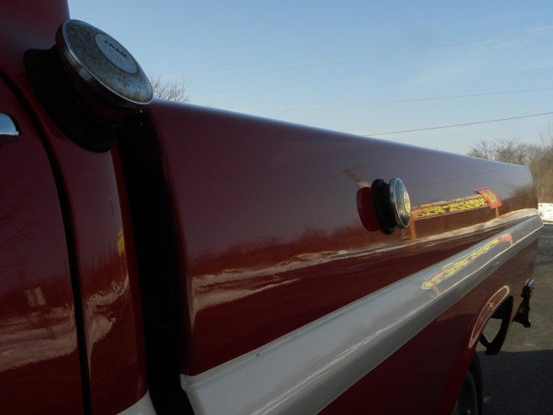 1969 Ford F100 Deluxe Styleside Pickup #12