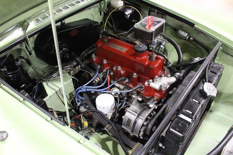1970 MG MGB GT #50